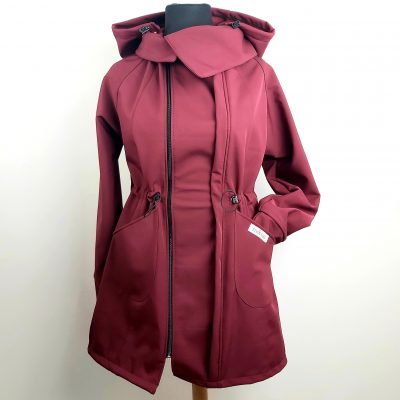 Téli softshell kabát 2-es