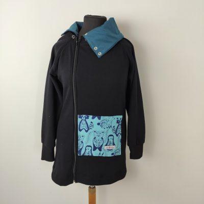 Hordozós pulóver / kendős zsebbel rendelhető termékek